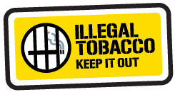 Illegal Tobacco keep it out